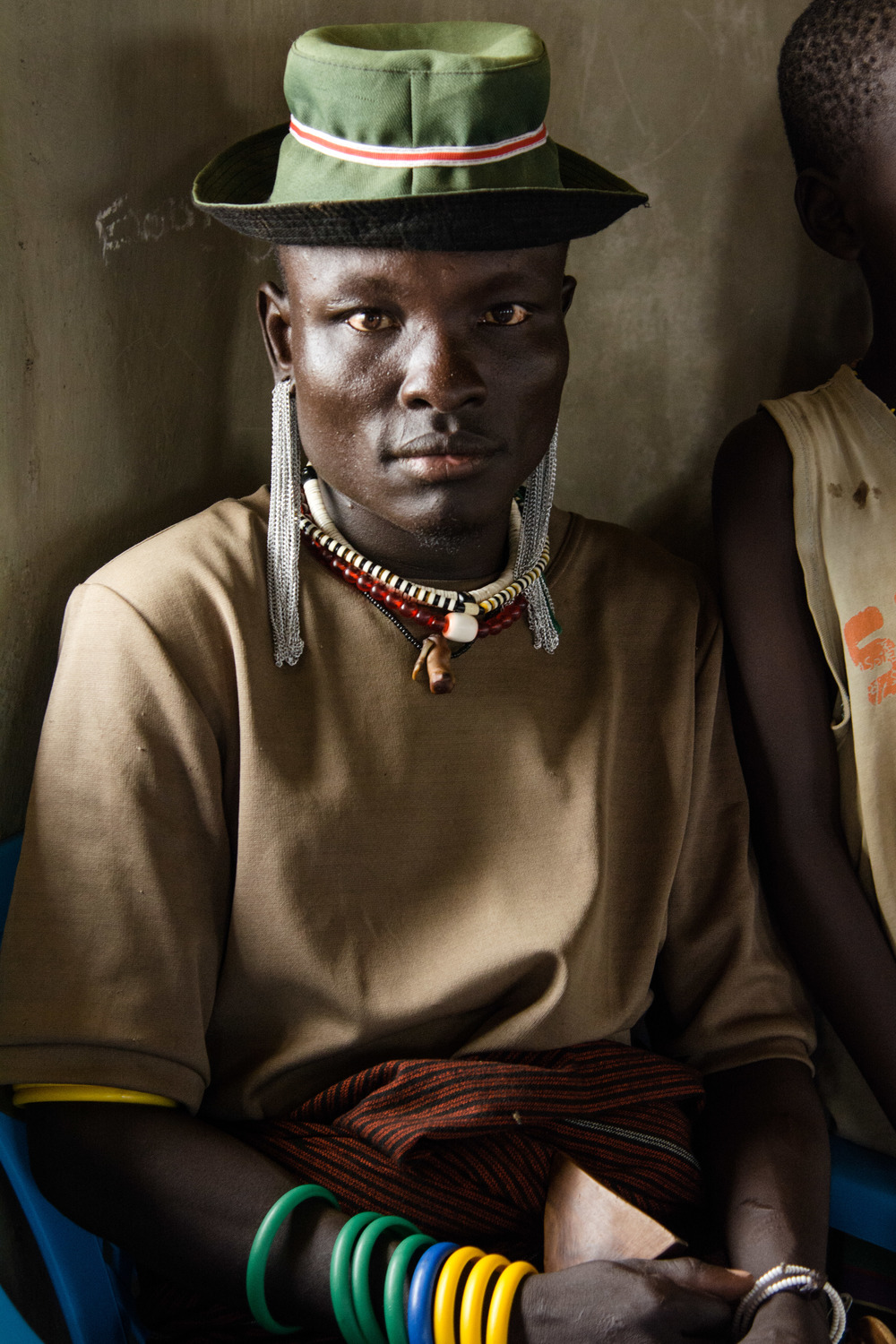 A beautiful Turkana man