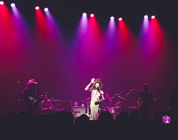 Valerie June at the Vic Theater.