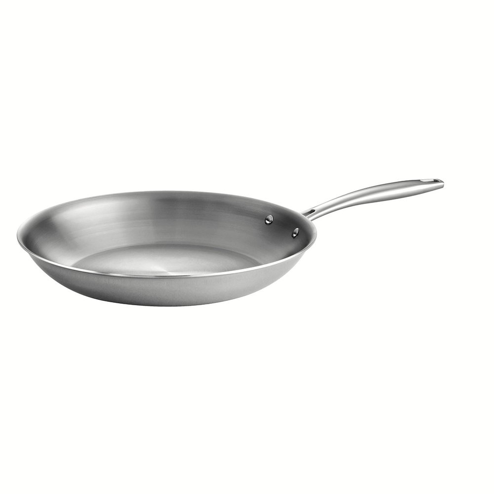 12-inch saute pan (when All-Clad isn't in the budget)