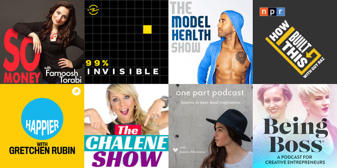 best creative business podcasts