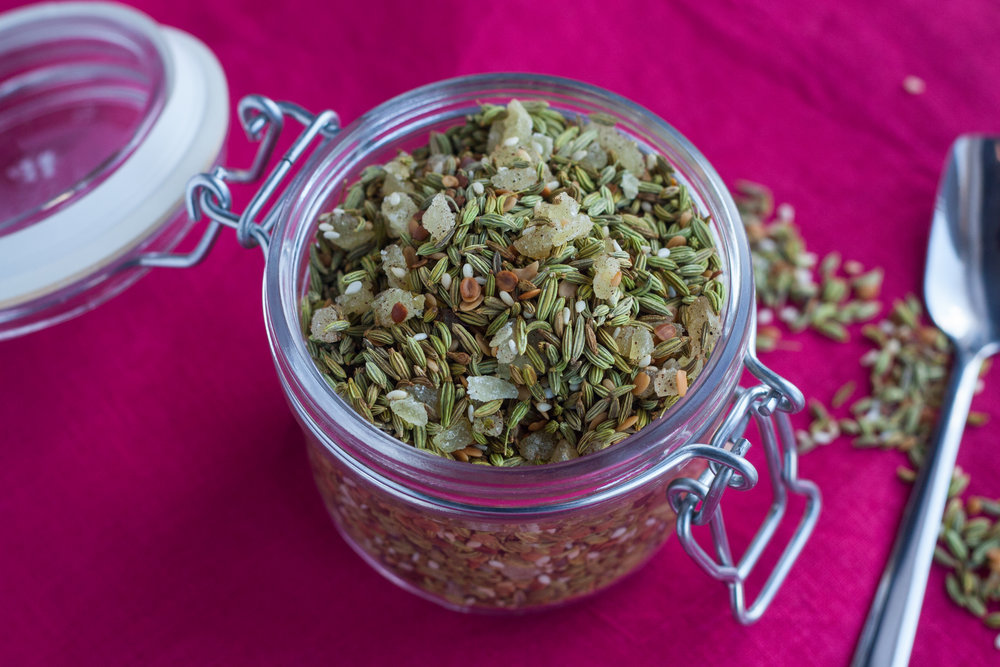 mukhwas recipe ayurveda