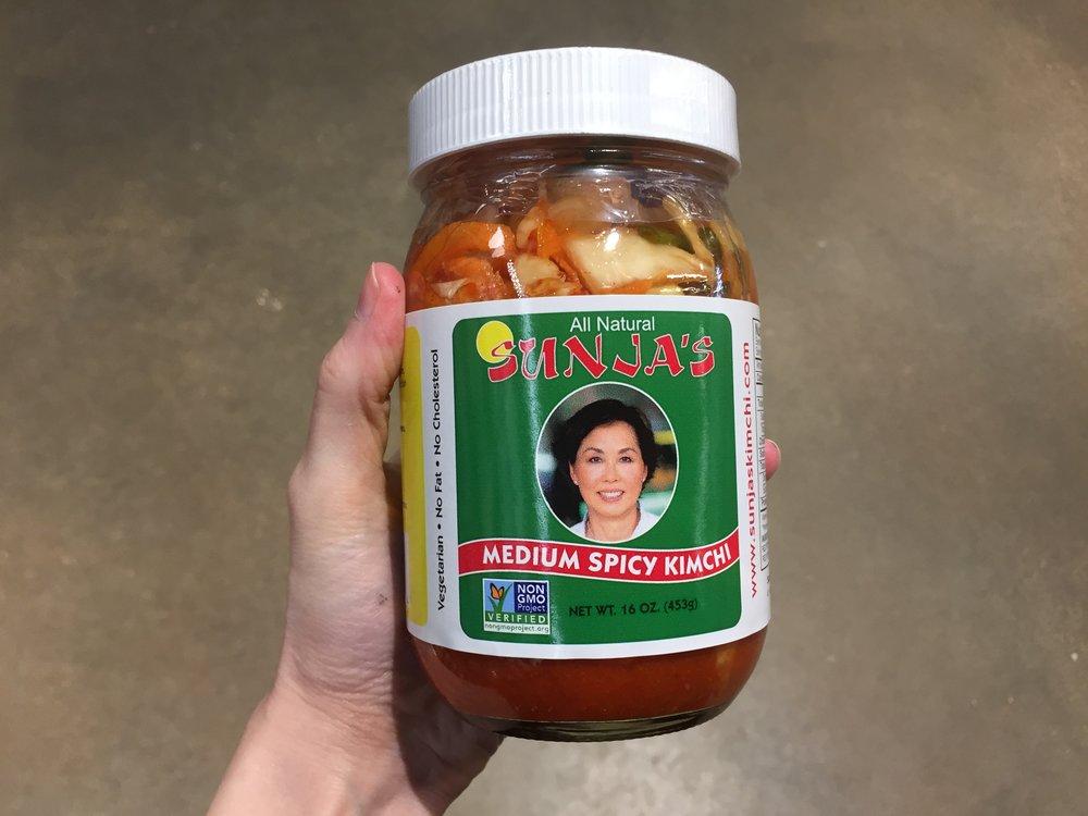 Sunja's Kimchi
