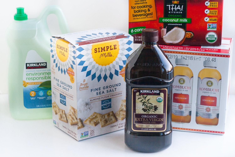 Healthy Food Picks at Costco — Alia Dalal