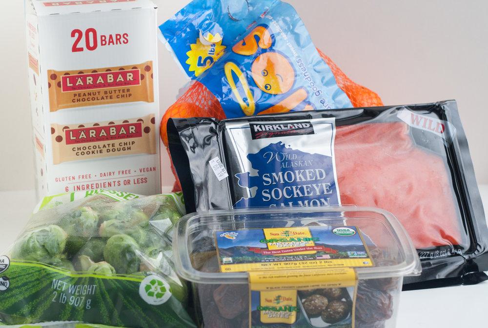 healthy food costco