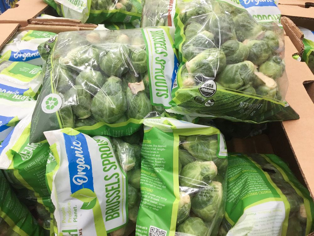 brussels sprouts from costco