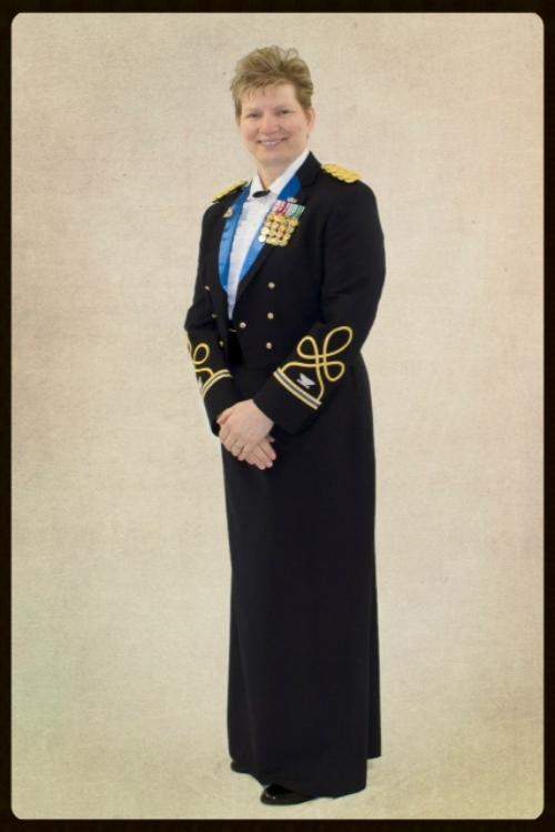 COL Tamara Morris United States Army