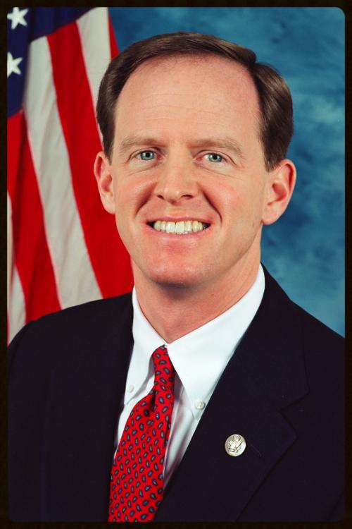 Honorable Pat Toomey Senator (R-PA)