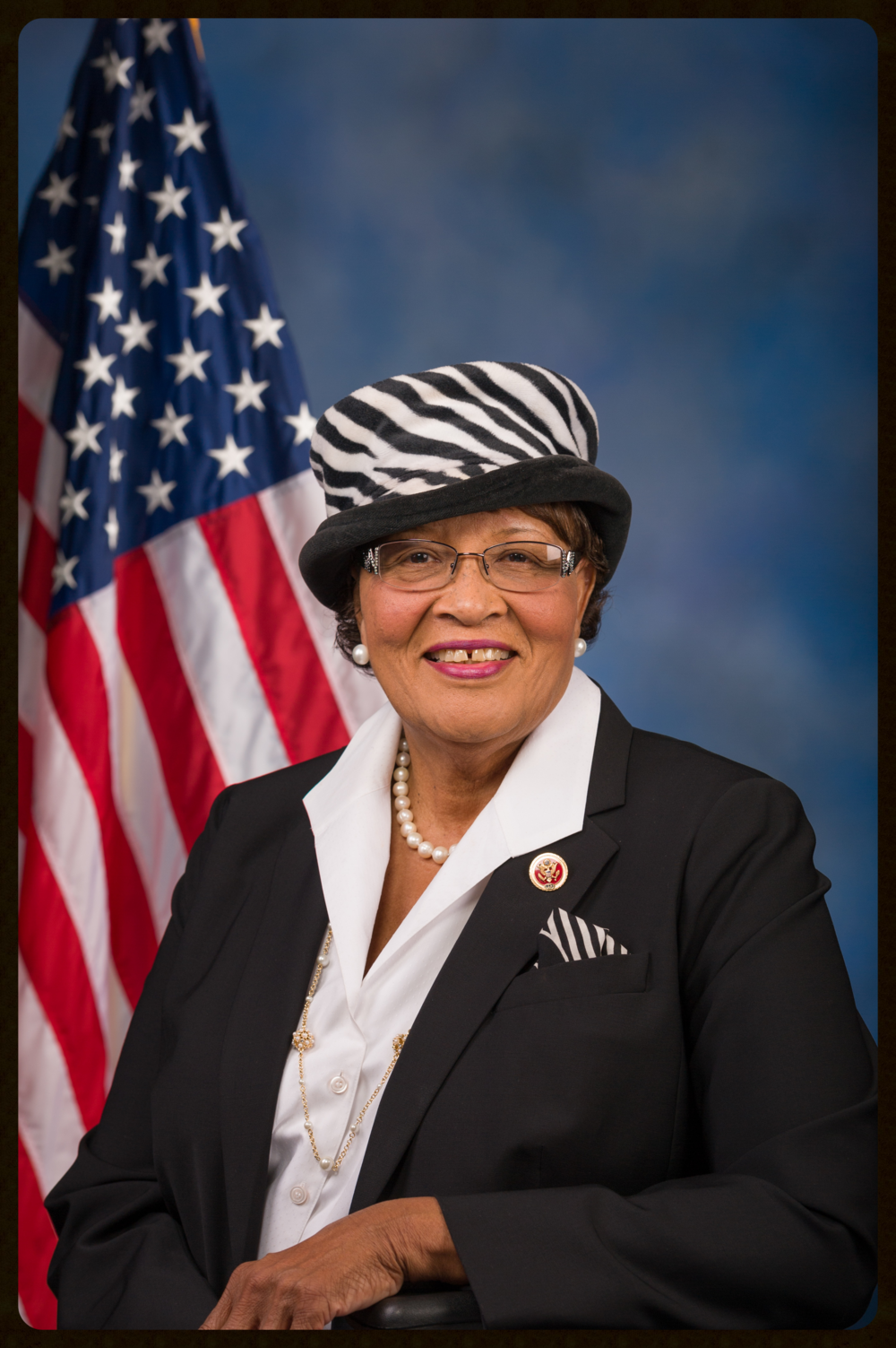 Honorable Alma Adams Representative (D-NC)