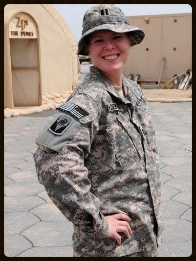 ANNETTE VAN DEN BOSCH CPT, United States Army (RET)