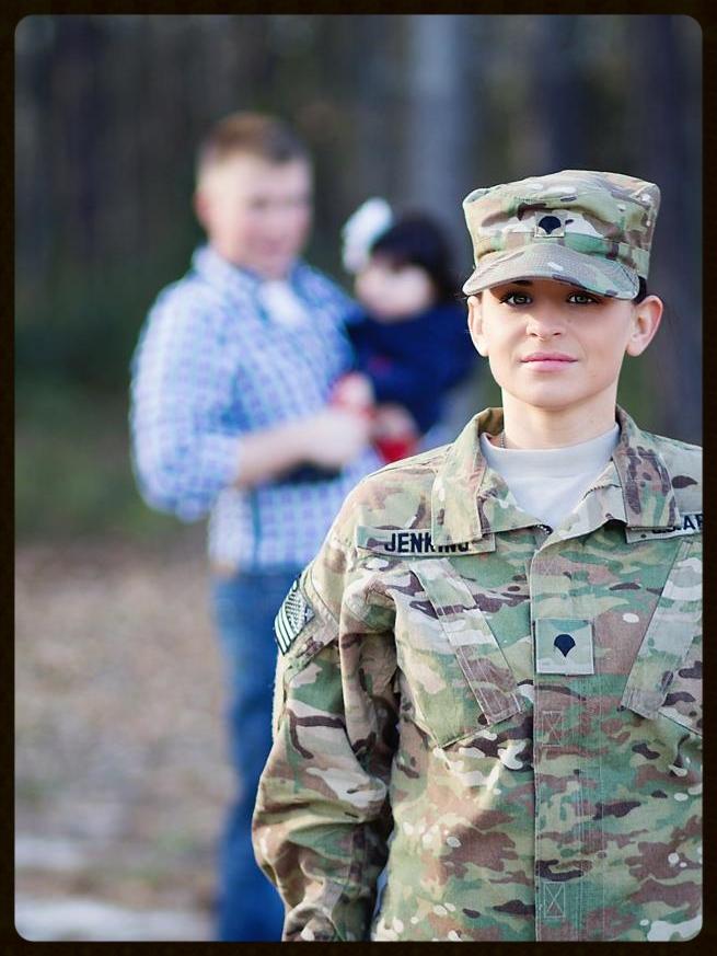 MELINDA JENKINS United States Army