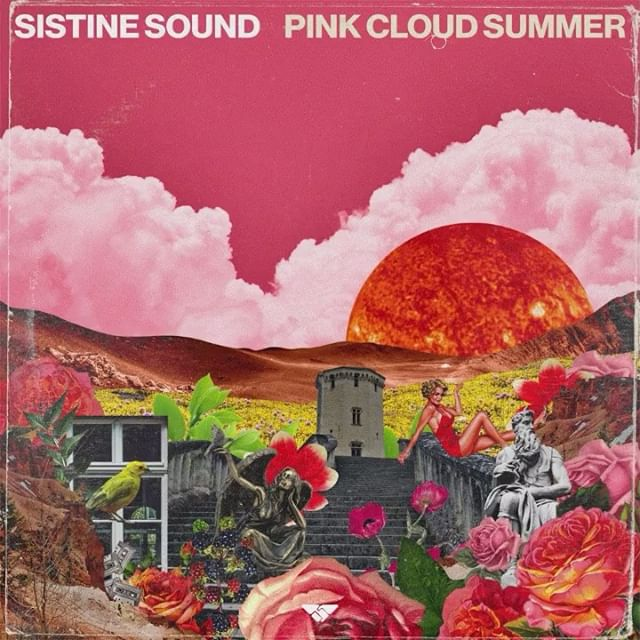 Extremely excited to announce that our sample pack, Pink Cloud Summer will be dropping tomorrow on @maschinemasters - the pack consists of 30+ guitar-based melodic compositions and loops. Previews above. In celebration, going to be sharing some free stuff tomorrow. Shout out to @toledo.jones for creating this with me 🙏🏼🕺🏼