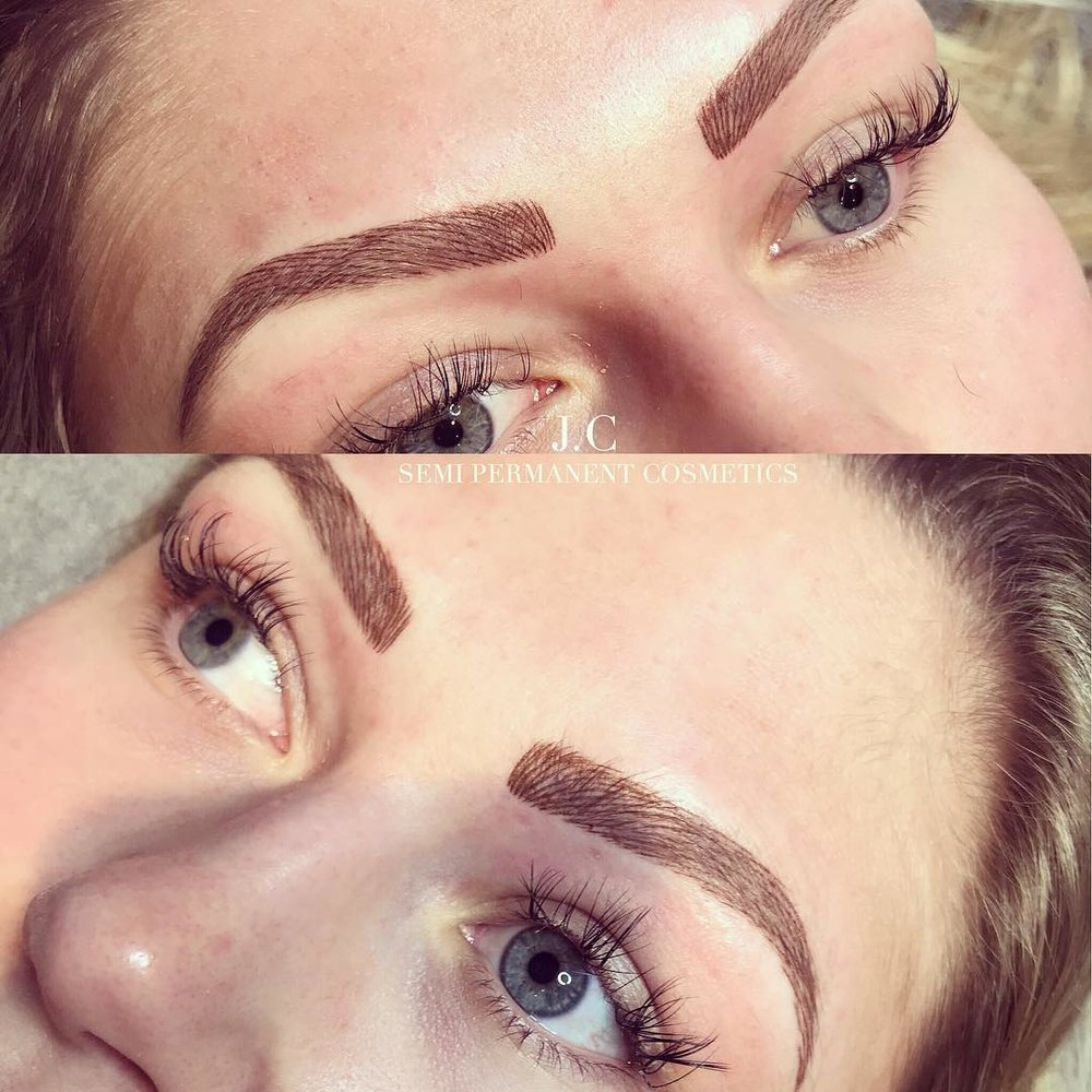 Semi Permanent Eyebrows At Your Fingertips