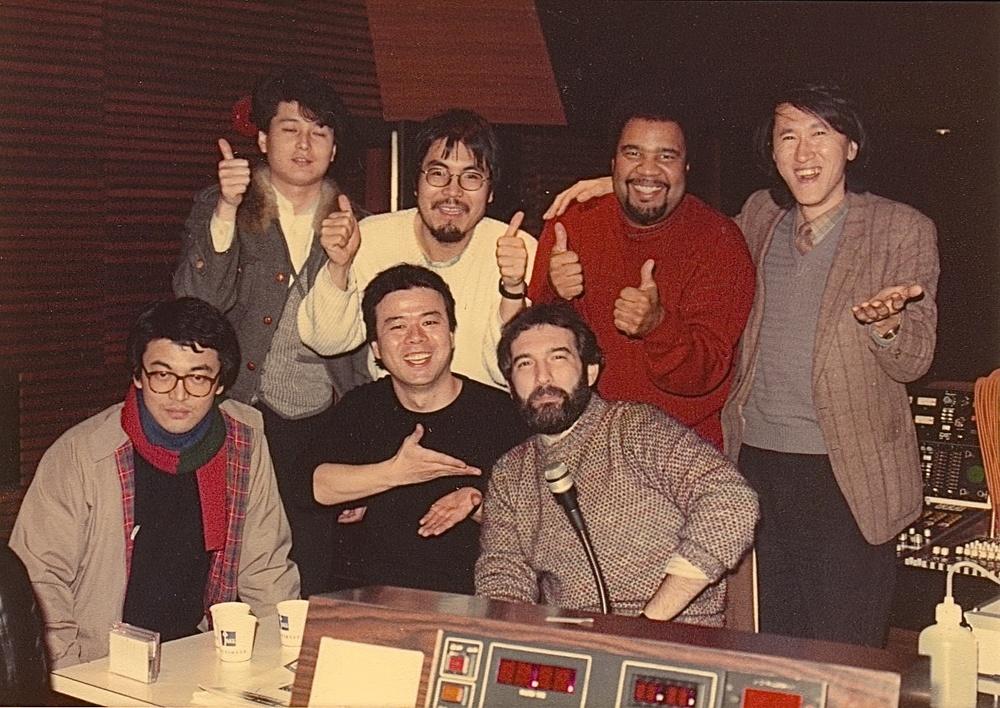 George Duke Japan Tour