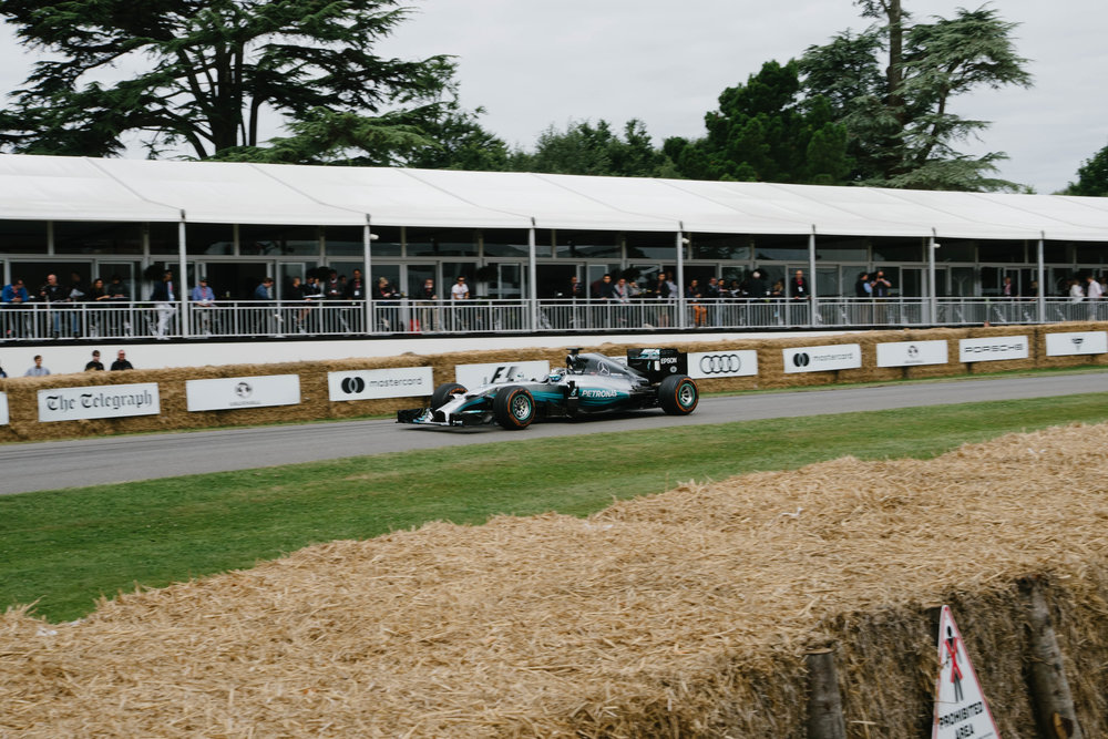 Valtteri Bottas - 2014 Mercedes F1 W05 Hybrid