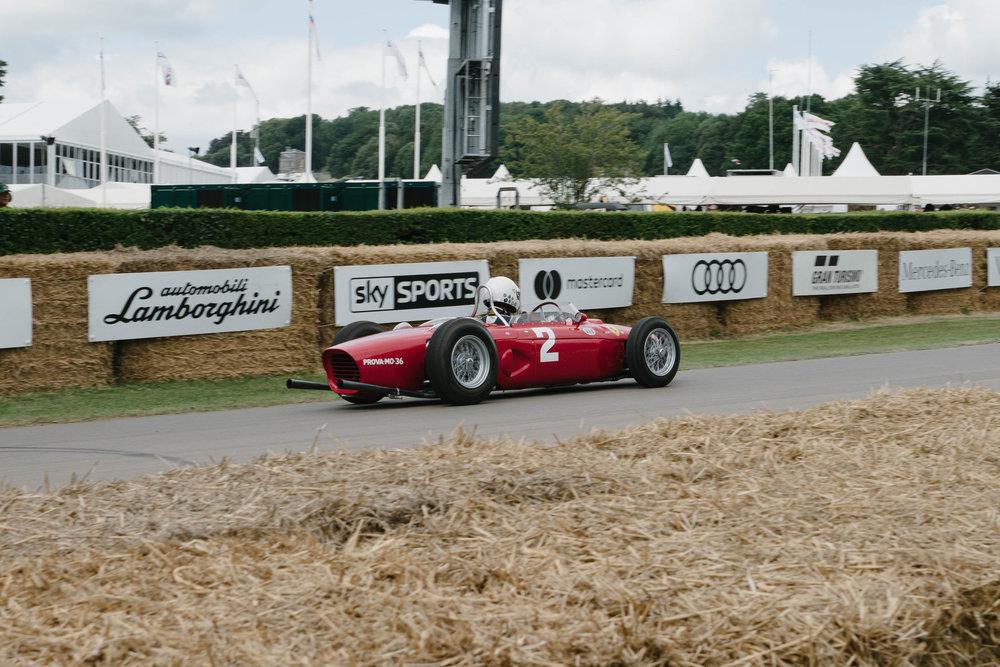 1962 Ferrari 156 F1
