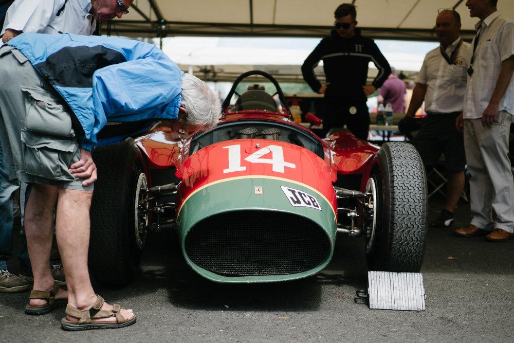 1954 Lancia Ferrari D50