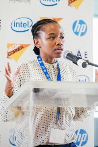 Thuli Sibeko – Girls Invent Tomorrow (Picture by Colin Browne)