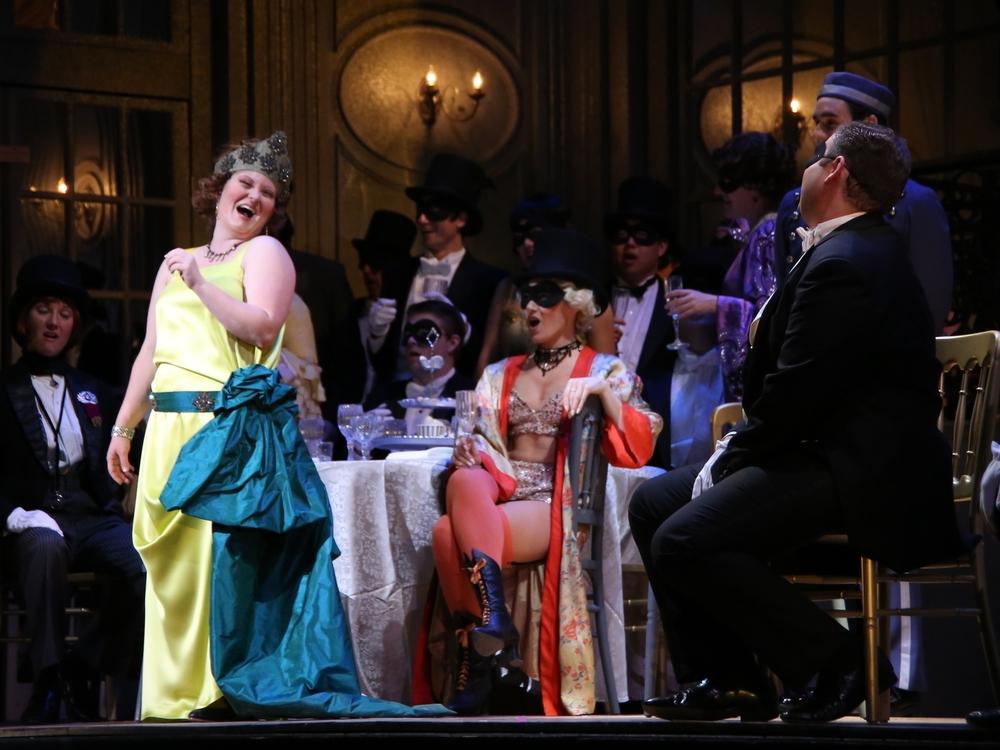 ADELE | Die Fledermaus | IU Opera Theater