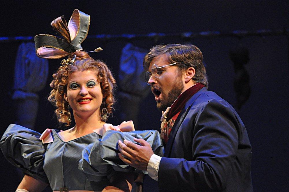 OLYMPIA | Les Contes d'Hoffmann (scene) | Chautauqua Opera