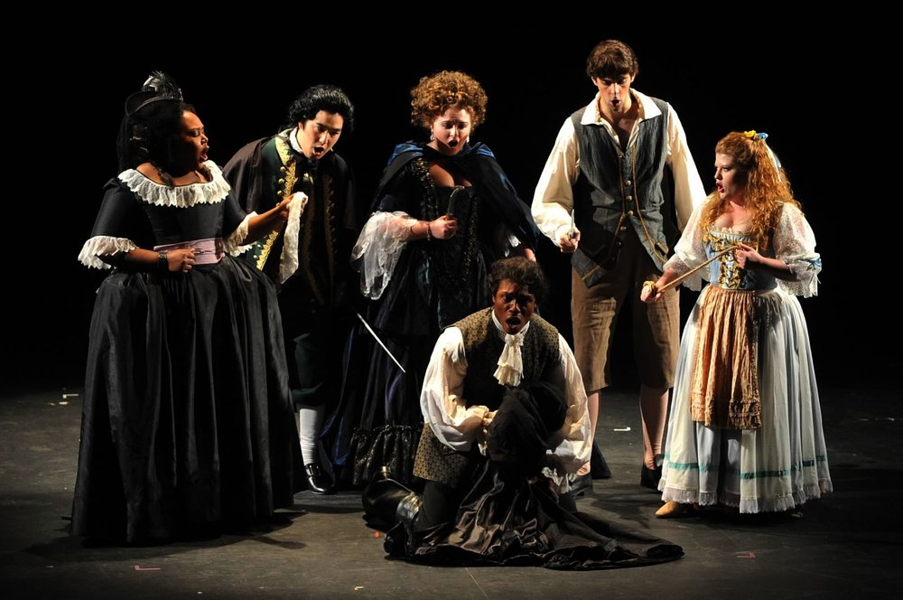 ZERLINA | Don Giovanni (scene) | Chautauqua Opera
