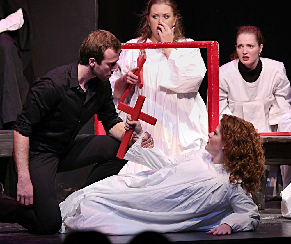 ABIGAIL WILLIAMS | The Crucible (Act III) | Indiana University