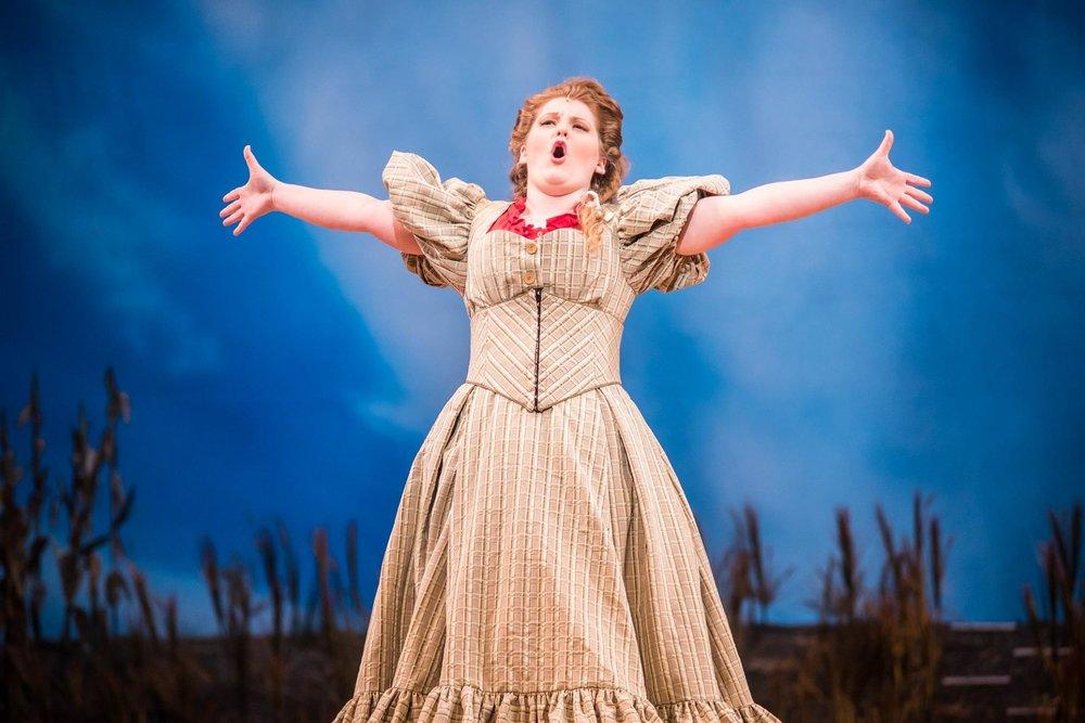 ADO ANNIE | Oklahoma! | IU Opera & Ballet Theater