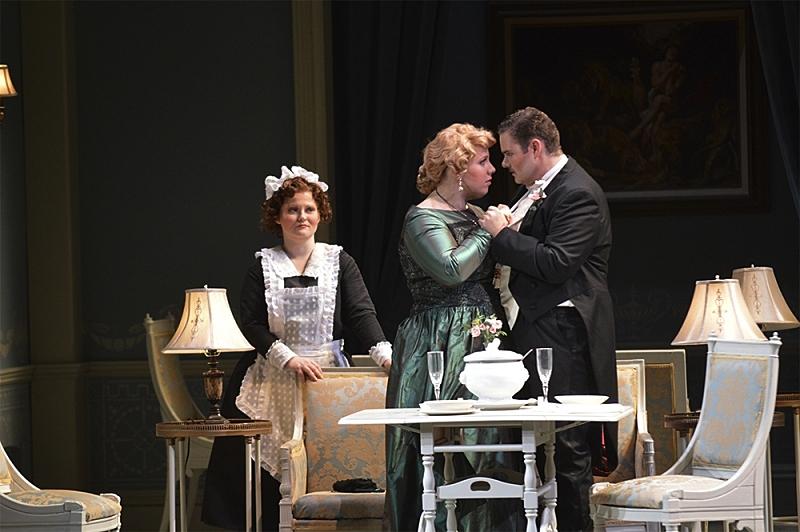 ADELE | Die Fledermaus | IU Opera & Ballet Theater