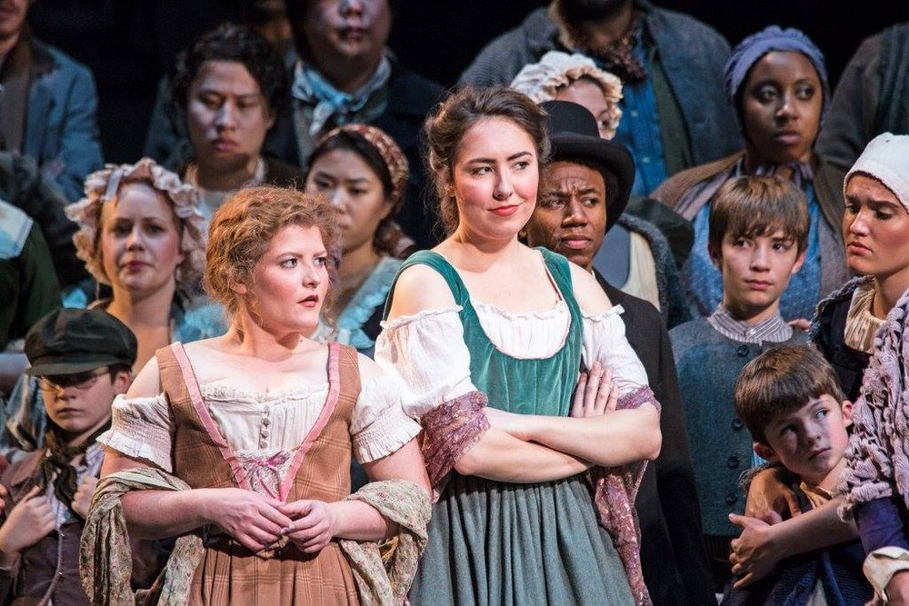 FIRST NIECE | Peter Grimes | IU Opera & Ballet Theater