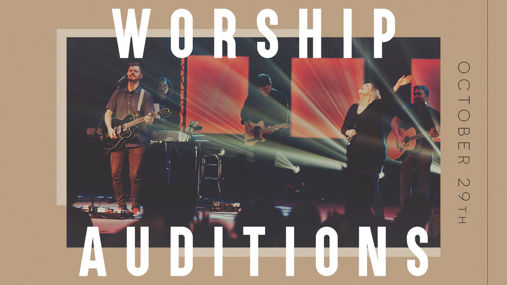 If you are a musician or vocalist and have a gifting that you would like to use for the Kingdom of God, then sign up for our Quarterly Auditions happening October 29th. Help us continue to grow the worship culture here at Freedom Church! Please email AlLeigh.Johnston@findfreedom.church for more details.
