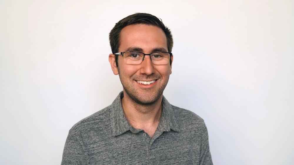 Bryce Washum  Online Campus Pastor