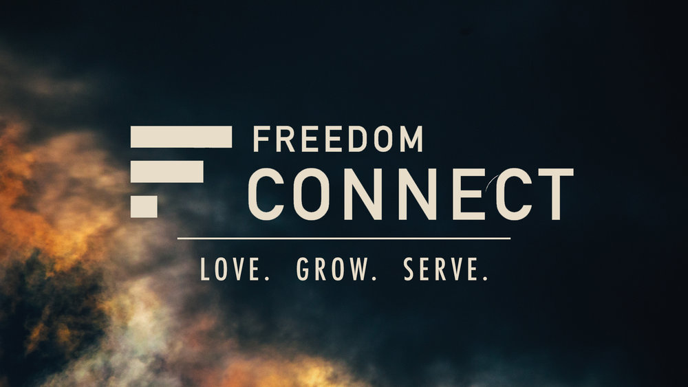 "New Membership At Freedom Church   We're ready for you to ""Connect"" at Freedom Church! Whether you are new or have been here for a while, these moments are where we share our core values of Love, Grow and Serve. You'll find out what it means to be a member, how to grow and connect through our Groups, and how to find a place to serve and use your gifts. The next classes are Wednesday, May 1st, 8th, and 15th at 6PM in the conference room. Childcare is available, and we will be serving light refreshments."