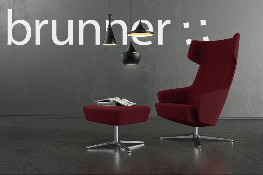 IDEAS TO INSPIRE THE WORLD - Defining the future of furniture with Brunner