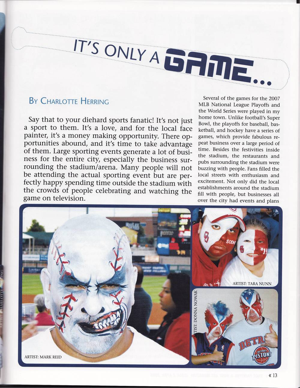 FPBA Magazine Article April 2008 - It's only a game - Page 2.jpg