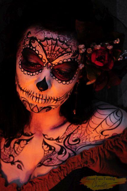 Lady of Death Dias de los Muertos