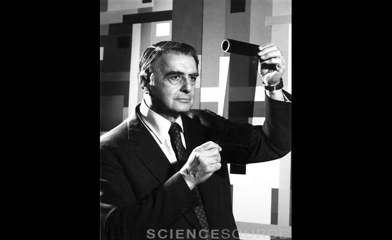 Edwin Land, American Inventor - SQ0557