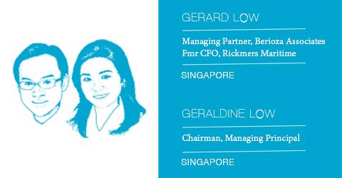gerard and geraldine low