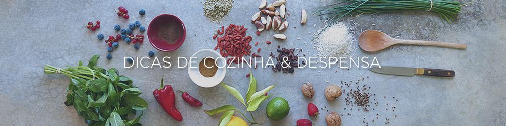 dicas cozinha despensa simples saudavel diospiro