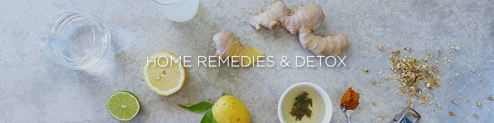 simple healthy home remedies detox