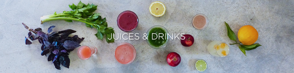simple healthy juices drinks