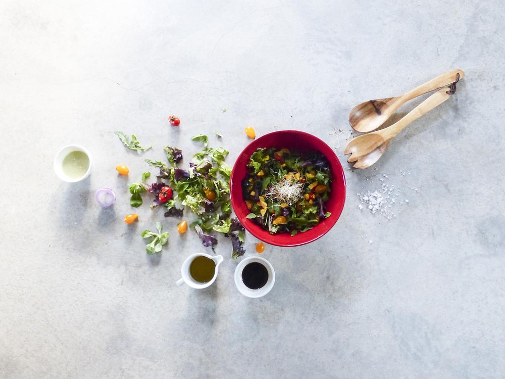 diospiro milho doce salada simples saudavel
