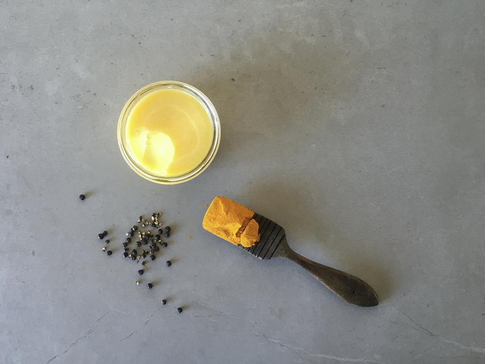 diospiro habitos simples saudaveis pasta curcuma