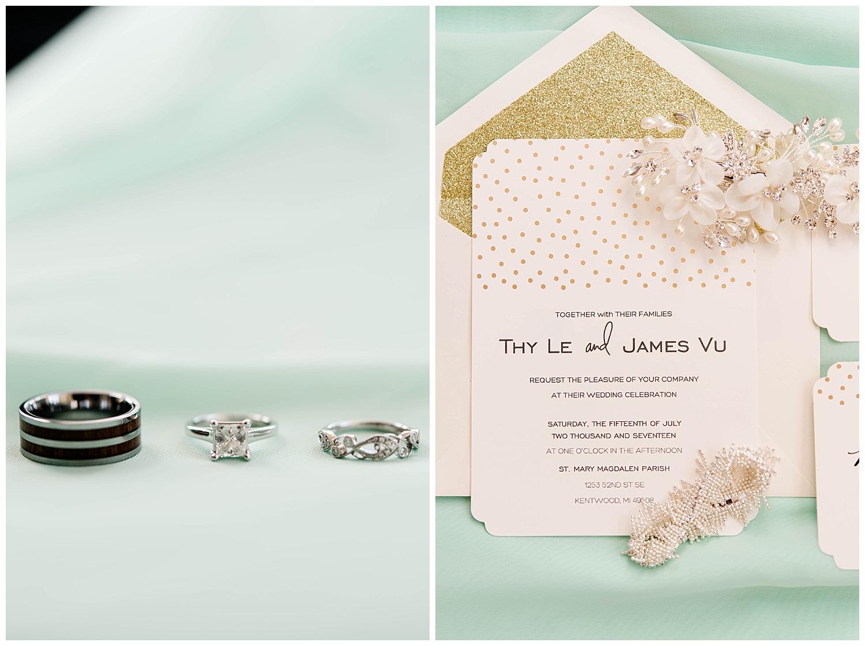 Thy + James - Grand Rapids Michigan Wedding — Weddings by Raisa ...