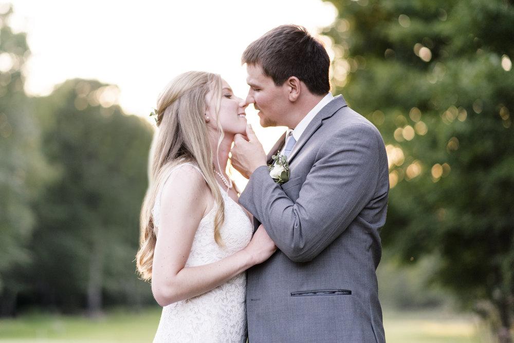 Caberfae Peaks Bride and Groom