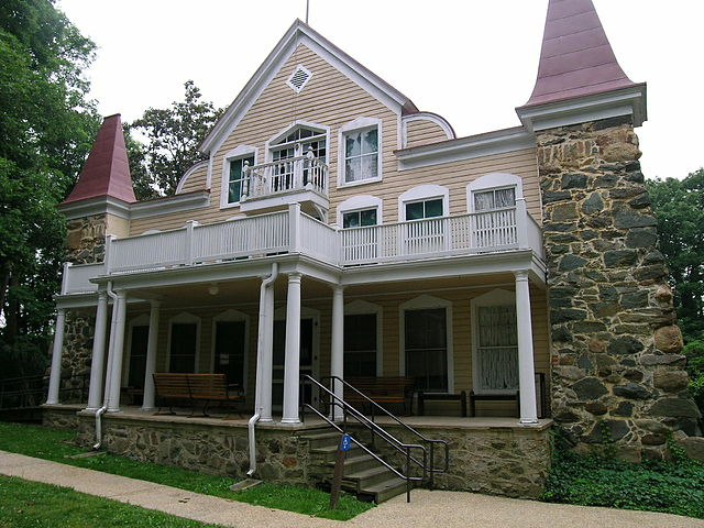 Clara Barton National Historic Site » Glen Echo, MD
