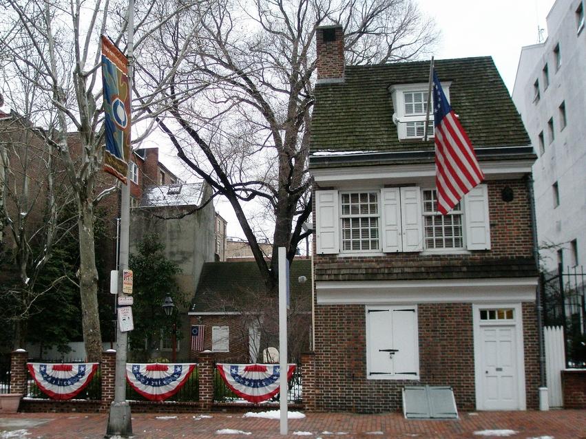 Betsy Ross House » Philadelphia, PA