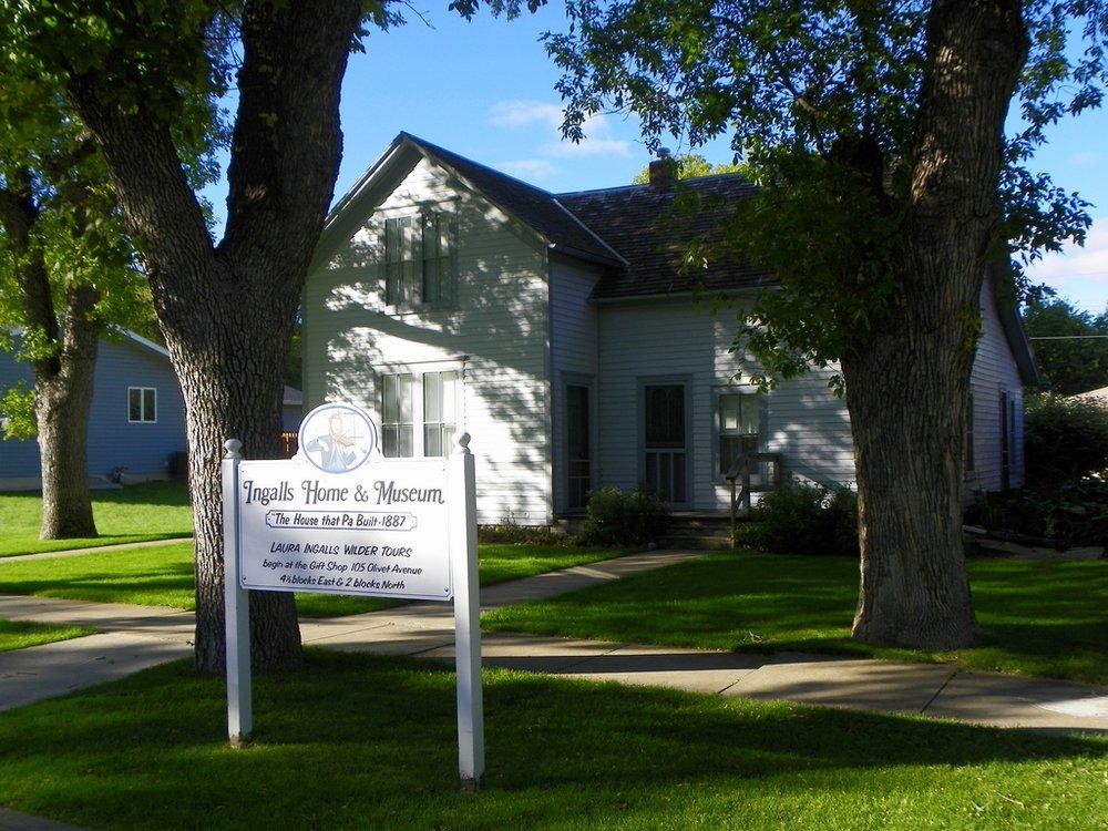 Laura Ingalls Wilder House Museum » De Smit, SD