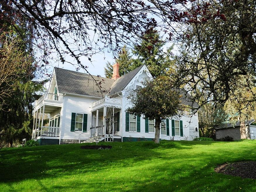 Bigelow House Museum » Olympia, WA