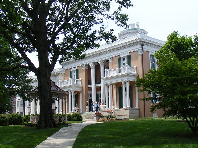 Belmont Mansion » Nashville, TN