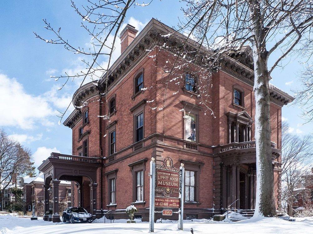 Lippitt House Museum » Providence, RI
