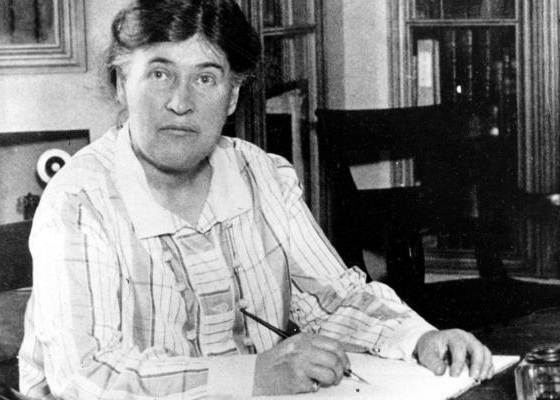 The fact that I was a girl never damaged my ambitions to be a pope or an emperor. - Willa Cather